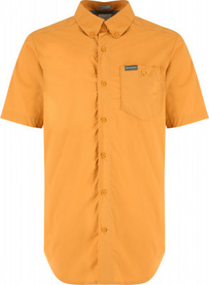 Рубашка с коротким рукавом мужская Columbia Brentyn Trail™ II, размер 54
